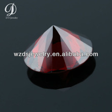 Loose gemstone red diamond for jewelry gem quality rough diamonds for sale