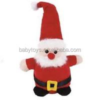 2015 new plush santa claus christmas santa dolls santa claus door decoration