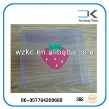 Eco-Friendly Transparent Plastic PP/PVC Packaging indian gift boxes