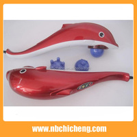 Dolphin Mssage Hammer Electric Vibrating Infrared Handheld Dolphin Massager