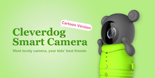 Security cartoon webcam toy web camera