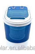 2015 best mini wash dryer mini double tub washing machine for baby clothes