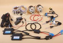 Enhanced version! NHK Angel eye+daytime running car HID conversion kit