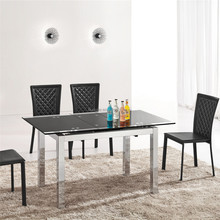 L806A-1 Extending Dining Table, China Dining Table and Chairs Restaurant