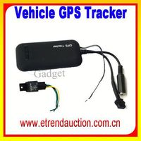 Mini real time Vehicle /Car/ truck GPS Tracker motorcycle anti-theft GPS alarm