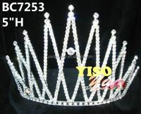 new design best selling bride tiara