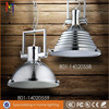 European and American retro heavy metals industrial pendant lamp,Satin nickel