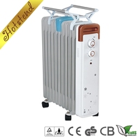 China manufacture top quality electric oil filled heater lowes
