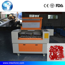 laser stone cutter 6090 /laser engraving machine for jeans 600X900mm /laser tube cutting machine