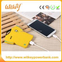 Sostar T-shirt best quality power bank power bank 3000mah