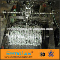 Galvanized Wholesale Barb Wire Different Types for sale
