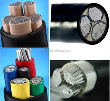 China Guangdong Rubber Industrial Horlion control flexible welding Electrical Cable Three Phase