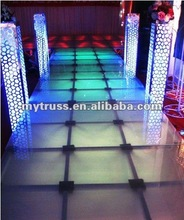 Aluminum assemble used mobile stage for sale
