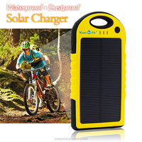 Wholesale Private Label Top selling products in alibaba solar charger 5000mah for mobile iphone