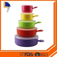 Top selling products made in China high quality plastic food storage container