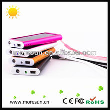 Multi-functional solar travel mobile power business essential
