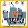 Multi-functional energy saving used oil recycling plant/used oil refinery equipment