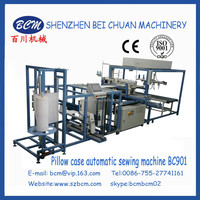 non-wooven bag cutting & sewing machine fully automatic