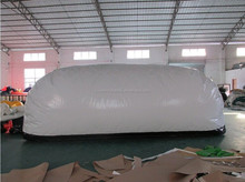 Impermeable inflable Hail cubierta del coche a prueba venta