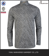 high quality long sleeves italian design shirt