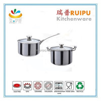 Easy clean best selling ss pasta cooking pot/commercial cooking pots/couscous stock pot made in zhejiang jinhua