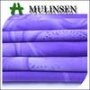 Mulinsen manufacturer 2015 hot sale soft and shining satin fabric evening dress patterns
