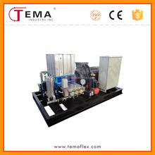 China Manufacturer Ultra High Pressure Pump Water Jet
