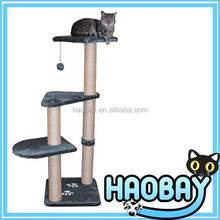 fashion cat tree/cat climbing tree/tall cat scratcher lazy cat tree