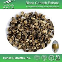 Black Cohosh Powder Extract,Black Cohosh P.E. 5:1 10:1