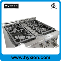 stainless steel stove cooker gas cooking ovens 30inch gas range cooktop