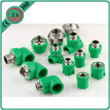 Hot sale high quality ppr pipe fittings plumbing materials