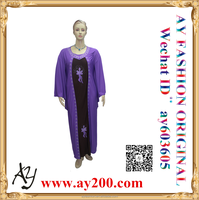 Muslim women dress pictures fashioable formal long usual dress.