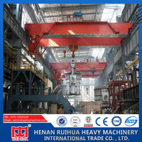 electric overhead crane for steel factory