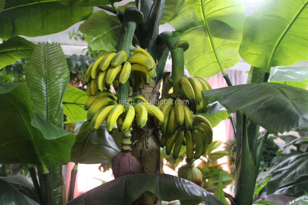 Toutes sortes de grand arbre artificiel faux plantes d for Plantes decoratives exterieur