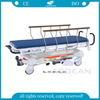 AG-HS001 With X-ray Function Hydraulic ambulance stretcher sizes