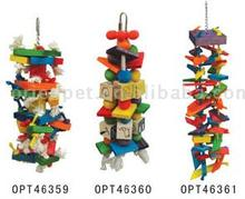 sell well wooden bird toys