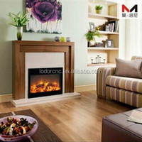 220v small electric fireplace room heaters