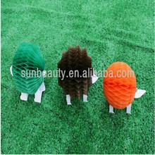 innovative and creative production honeycomb animal decoration