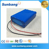 customized deep cycle 3S10P 12v 26ah rechargeable battery with samsung 18650 2600mah cells