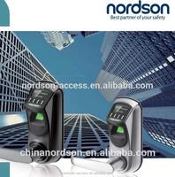 2015 Most Popular Nordson FR-L7000 Fingerprint door lock Free biometric access control software