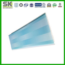 Waterproof building materials PVC ceiling panel 2015 new product sk-l9027
