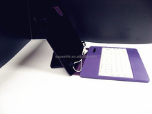 Newest Universal Tablet Keyboard Case with Leather For 7 inch tablet PC