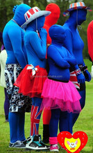 Adult Medium Morp hsuit Bodysuit Costume Skintight Spandex Halloween Party Costume QAMC-2251