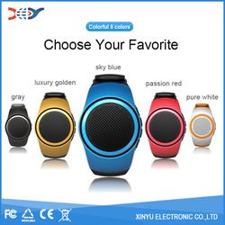 Factory Sale 2015 New Design Portable Mini Bluetooth Speaker with Radio