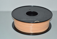High Quality 1.75-3.0mm 1KG 3D Printer Filaments ABS Plastic Rubber Consumables Material