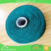Eco friendly 70%cotton 30% polyester polyester twist yarn for hotel carpet fiberglass yarn china product new product