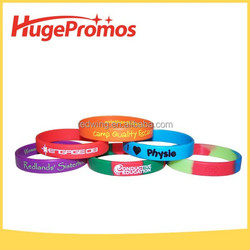 Colorful Promoyion China Manufacture Silicone Band