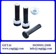 M10 Ceramic Ferrule Welding Stud Bolt ISO 13918