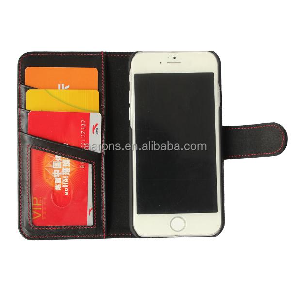 iphoneケース用のイタリアンレザー携帯電話ケース携帯電話ケース