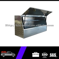 Outdoor Lockable Max Aluminum Storage Tool Cabinet Waterproof Tool Box OEM (BAL1500)